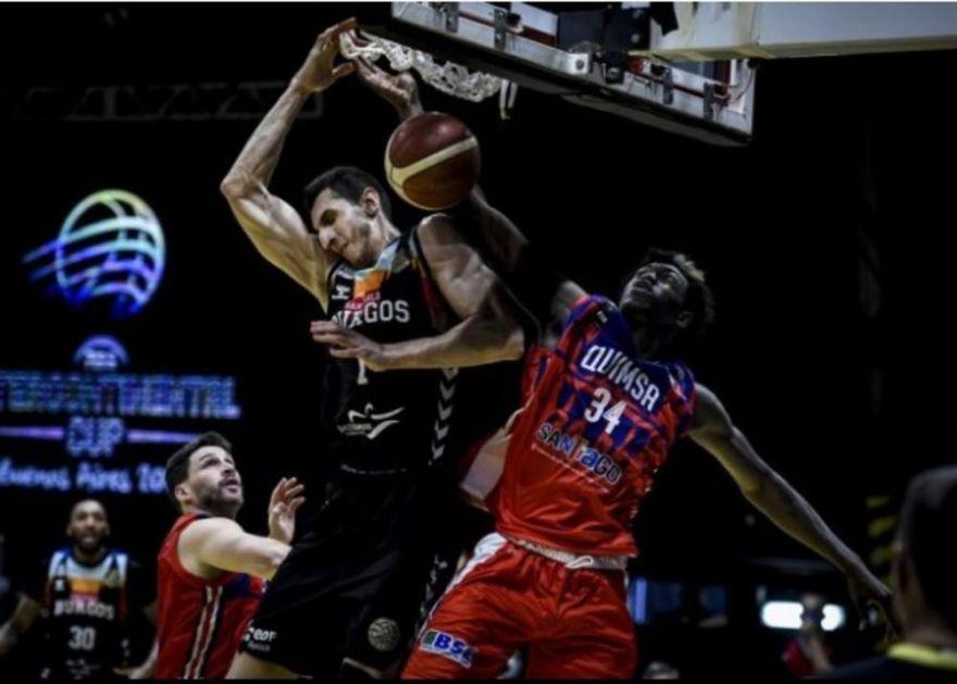 DRUGI PUT UZASTOPNO: Košarkaši San Pablo Burgosa osvojili Ligu šampiona, slavi i jedan Srbin