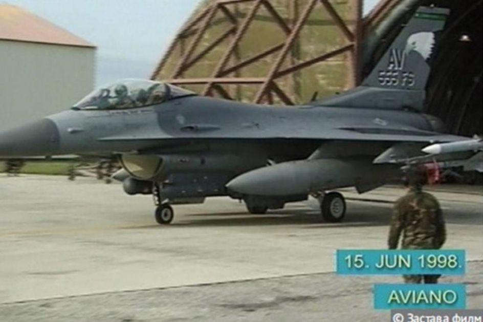 DRUGO ZNAČAJNO OBARANJE POSLE F-117A: Ovako je pre 22 godine 3. raketni divizion oborio američki lovac F-16CG na nebu Srbije