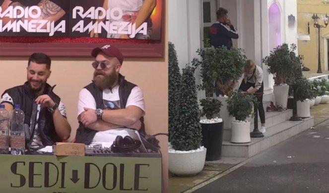"""DRUŠTVENO-KORISTAN RAD U ZADRUZI! Voditelji emisije """"Sedi dole"""" uposlili zadrugare za 500 dinara! (VIDEO)"""