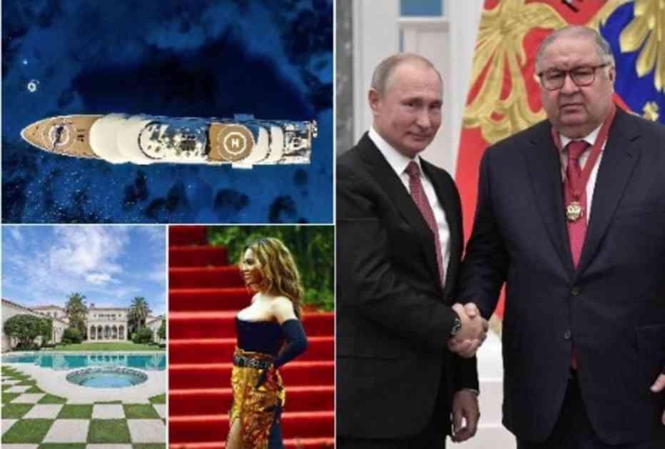 DRUŽENJE SA PUTINOM, RASKOŠNE VILE, SKUPOCENE JAHTE, PRIVATNI AVIONI, MANEKENKE, GLAMUROZNE ŽURKE I FUDBAL! Upoznajte ruske milijardere koji žare i pale svetskim sportom! (FOTO)