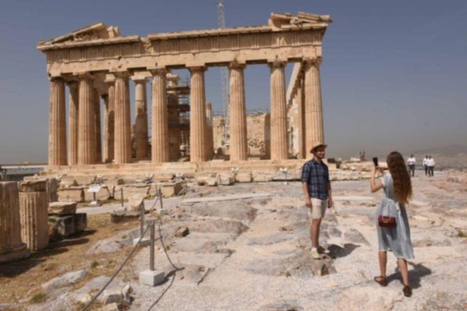 DRŽAVNA KRAĐA STARA DVA VEKA: Grci ponovo traže delove Partenona koje su Britanci oteli početkom 19. veka (VIDEO)