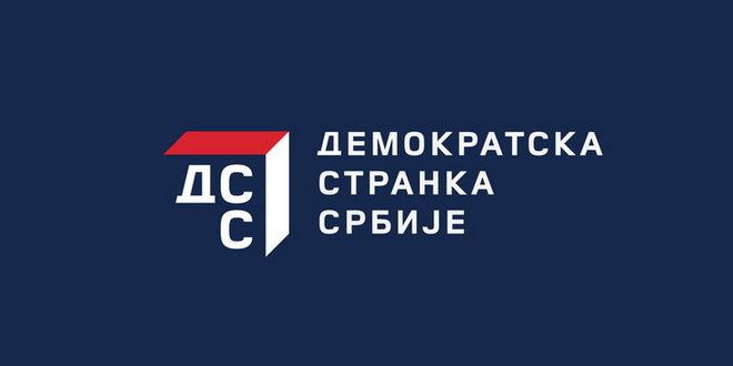 DSS: Pakt protiv Srbije odavno postoji