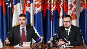 DSS i POKS potpisali sporazum o zajedničkom političkom delovanju
