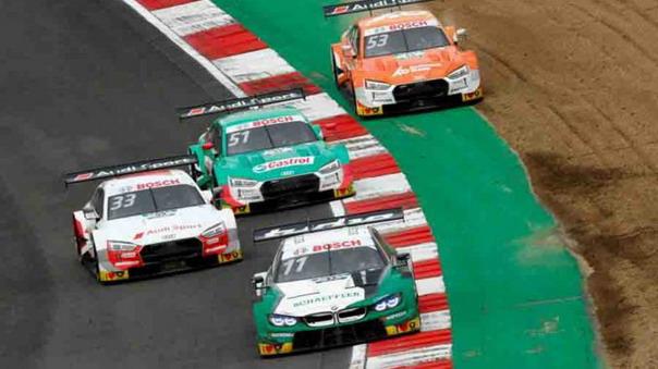 DTM, Audi i BMW se dogovorili: U 2020. zabranjene timske naredbe