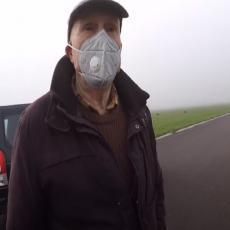 DUBOK NAKLON! Ima 78 godina i kida u svom tjuniranom Audiju TT (VIDEO)