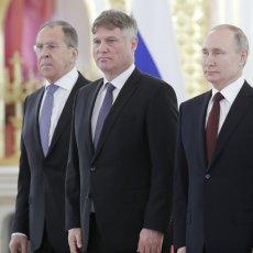 DUBOKO SMO ŠOKIRANI, IZGUBILI SMO DRUGA Lavrov izrazio saučešće povodom smrti Lazanskog, bolne reči šefa ruske diplomatije