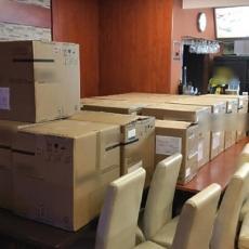 DUGI PRSTI LAŽNE DRŽAVE U PANDEMIJI: U zagrebačkom restoranu pronađeno 25 respiratora, stigli preko tzv.Kosova