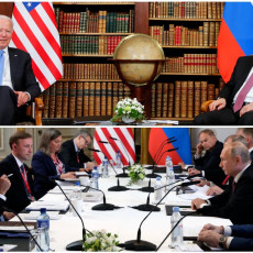 DVA DELA SASTANKA - DVE RAZLIČITE ATMOSFERE: Raspoloženje se dramatično menjalo tokom razgovora Putina i Bajdena