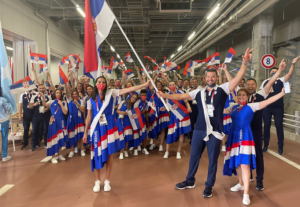 DVA POLUFINALA ZA SRPSKE KAJAKAŠE: Milica Novaković i Strahinja Stefanović nastavljaju borbu za medalje!