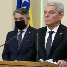 DVOJAC PREDSEDNIŠTVA BiH IZGUBIO KOMPAS: Srpskim vakcinama spašavali narod, sad pozdravili sramnu crnogorsku rezoluciju
