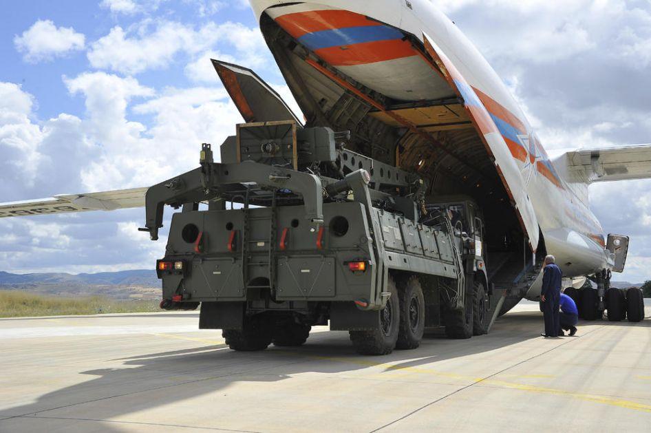 DŽABA IM AMERIČKO NE: Rusija isporučila i drugi deo S-400 Turskoj! Sistem će u aprilu biti na gotovs!
