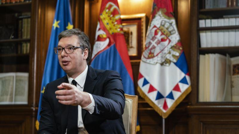 Da li će Srbija štampati marku sa Vučićevim likom?