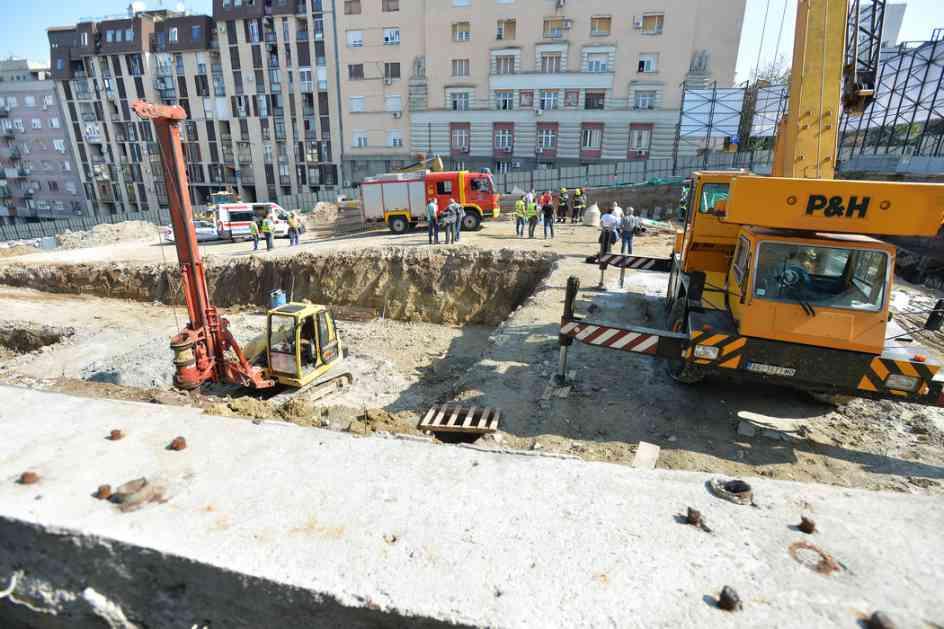 Da li će neko zaglaviti zatvor zbog pogibije radnika na gradilištu u centru Beograda?