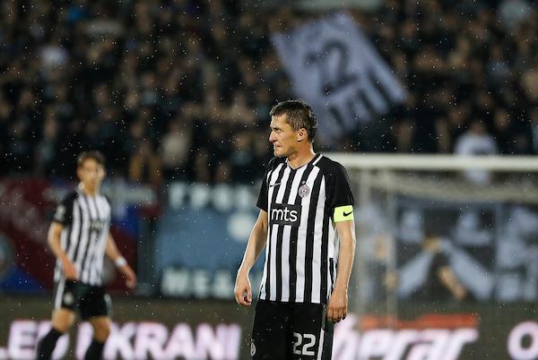 Da li će se Saša Ilić vratiti u Partizan i u kojoj ulozi?