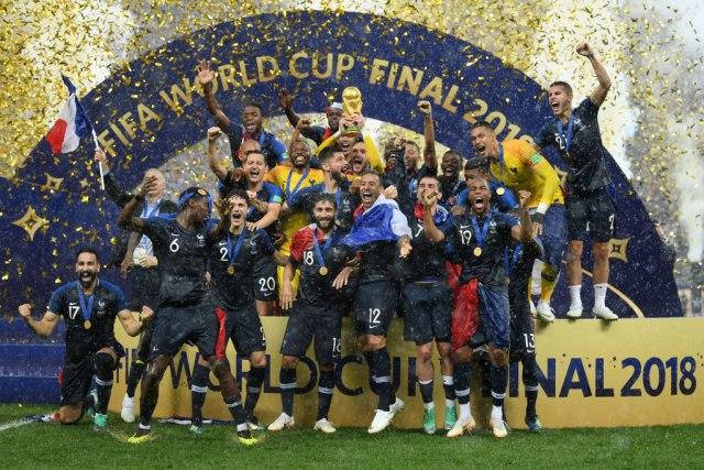 Da li je Francuska zemlja fudbala?