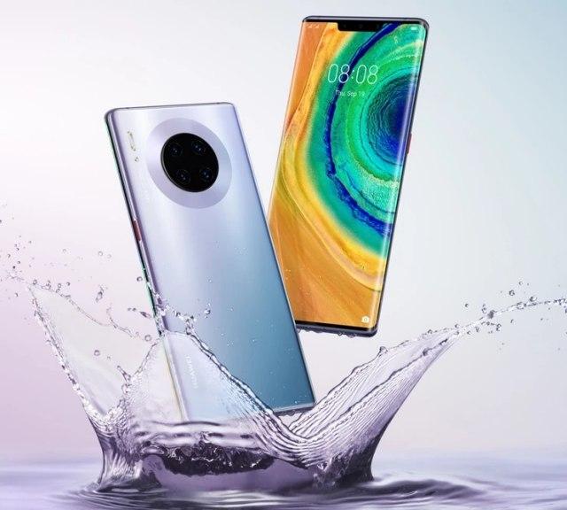 Da li je Tramp konačno popustio Kinezima: Huawei Mate 30 Pro uskoro sa ful Androidom?