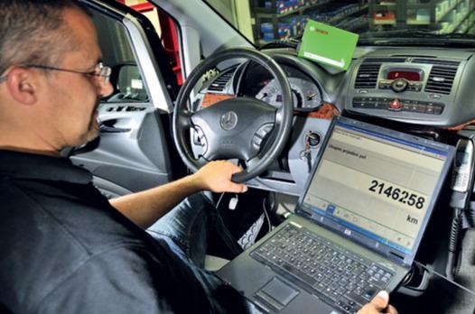 Da li je moguće tačno proveriti kilometražu polovnog automobila
