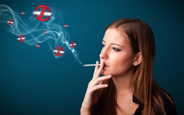 Da li možete da dobijete rak pluća iako ste nepušač?