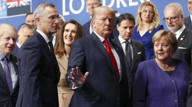 Da li povlačenjem vojnika Tramp kažnjava Nemačku?
