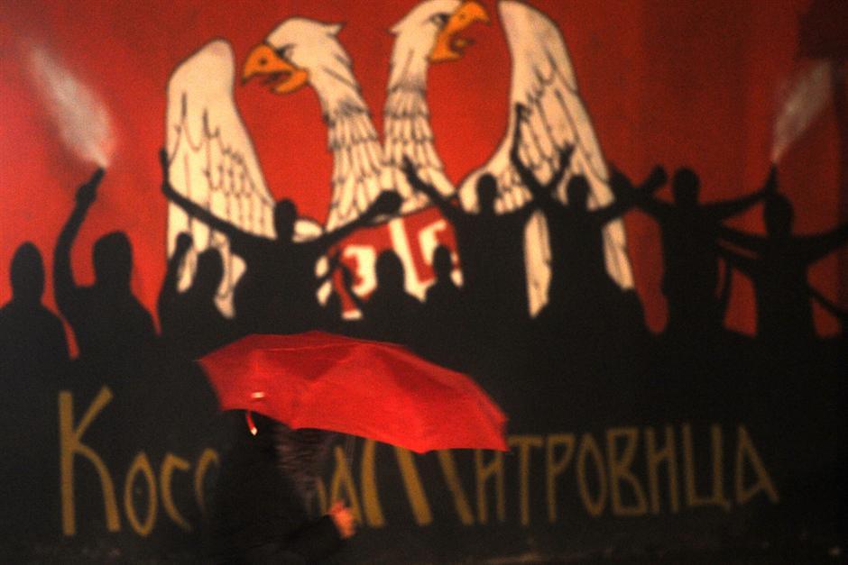 Da li ste spremni da ginete za Kosovo?