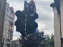 Da li su građani bezbedni u saobraćaju ako semafori ne rade?
