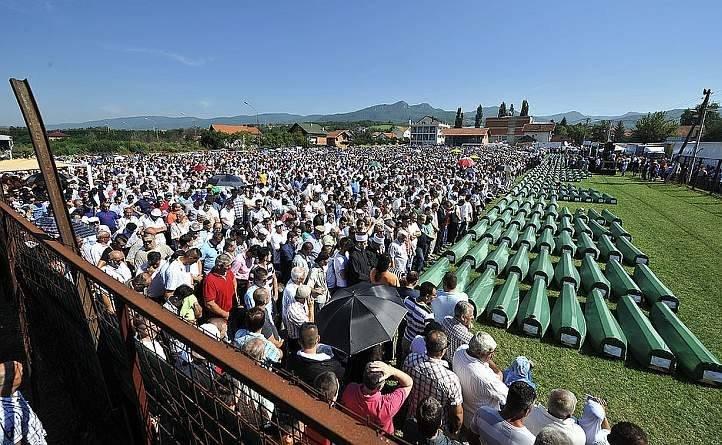 Da li znate da su Srbi 20. jula '92. u Prijedoru ubili 1.600 civila Bošnjaka?!