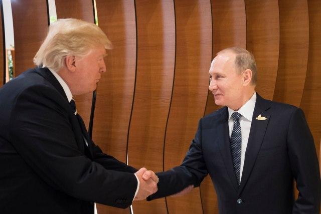 Da, telegram je poslat. Putin čestitao Trampu