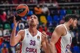 Dabl-dabl Milutinova – Šengelija se potukao, pa doneo pobedu CSKA