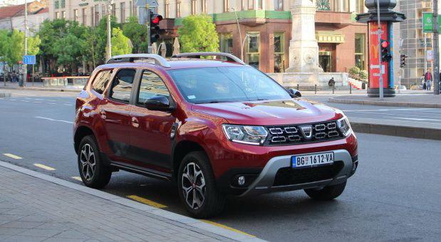 Dacia Duster sa novim 1,0 TCe motorom stigao i kod nas