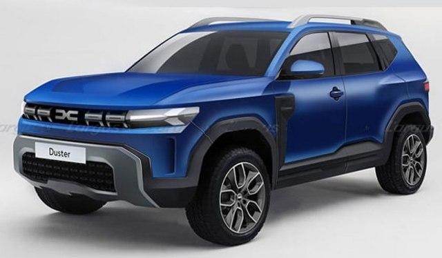 Dacia priprema radikalno drugačiji Duster, kako bi mogao da izgleda FOTO