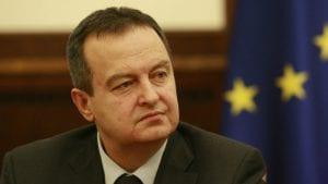Dačić: Albanci nemaju čemu da se raduju, prošlo je vreme kad su silom nametali rešenja