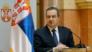 Dačić: Apsolutni prioritet kompromis u rešavanju pitanja Kosova, znamo da je Bajden iskreni parnter