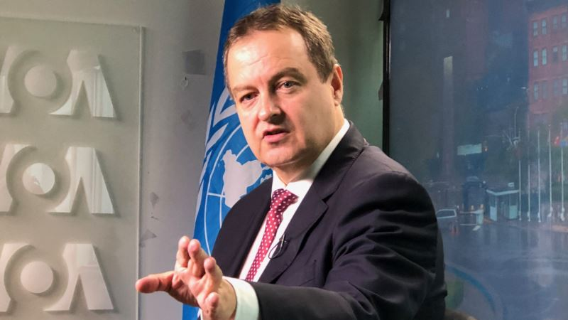 Dačić: Neće biti američkih sankcija Srbiji