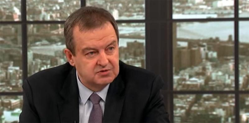 Dačić: Bilo bi neodgovorno da povučemo potpis sa Briselskog sporazuma, iako ga Priština ne poštuje