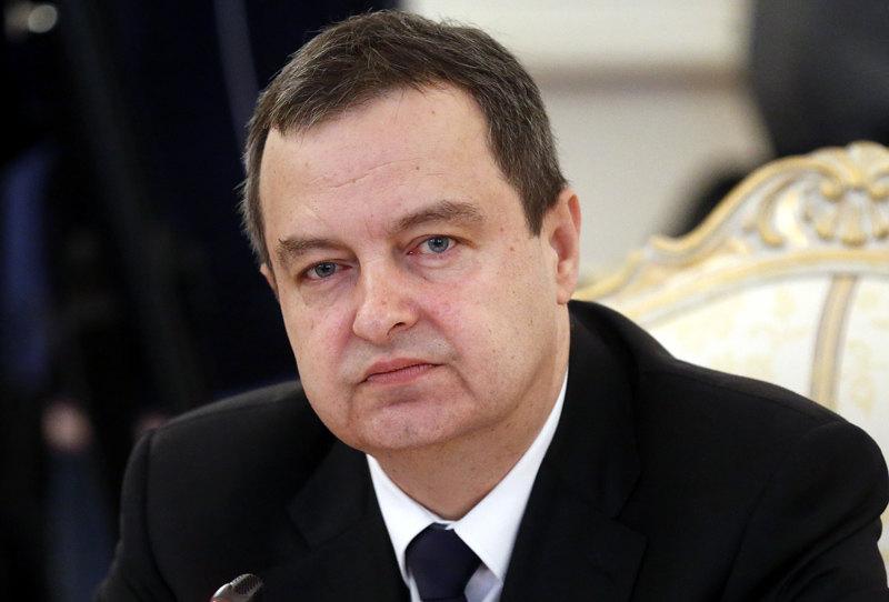 Dačić:Dijalog stranaka uspešan samo ako su predlozi realni