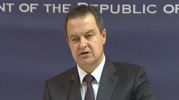Dačić: Dosta je igara, znamo da na Prištinu može da se izvrši uticaj