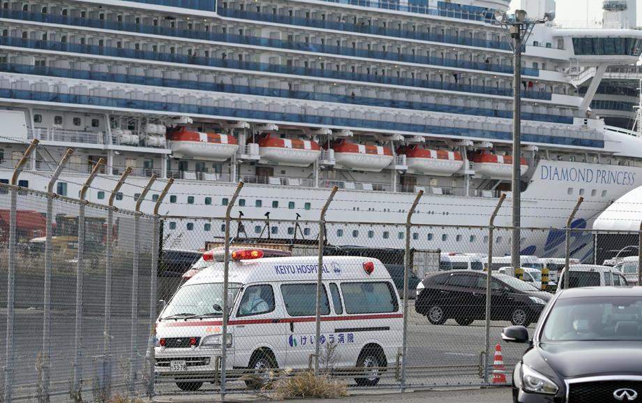 Dvoje Srba sa kruzera moći će da bude evakuisano