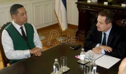 Dačić: Ekonomska saradnja Srbije i Madagaskara nedovoljno razvijena