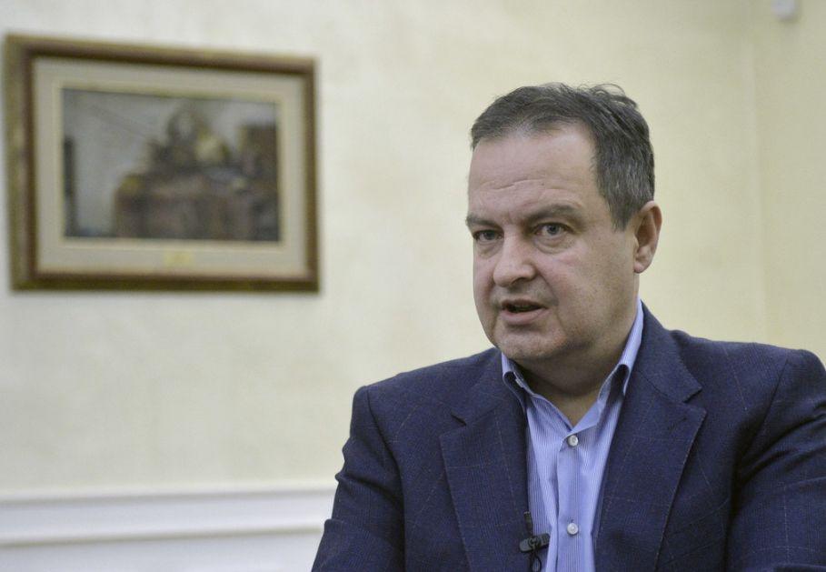 Dačić: Grenelova poseta pozitivan predznak