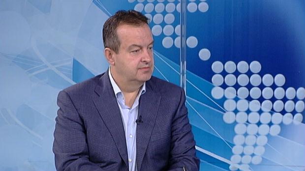 Dačić: Hapšenje Srba na Kosmetu je bojkot dijaloga