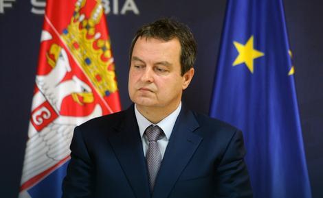 Dačić: Hapšenje radnika Crvenog krsta je pritisak na Srbe na KiM