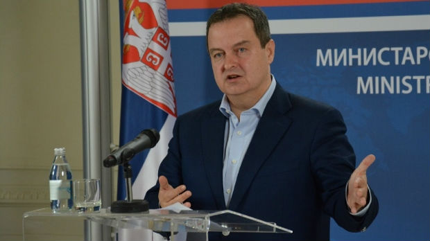 Dačić: Komšić već provocira...