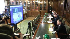 Dačić: Konsultacije o drugoj fazi međupartijskog dijaloga sa predstavnicima Evropskog parlamenta