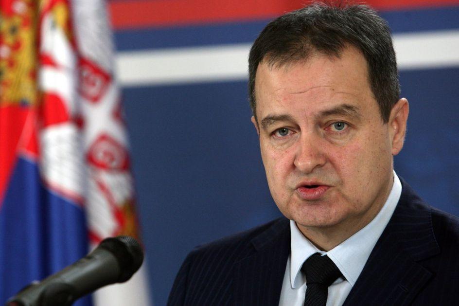 Dačić: Međunarodna zajednica treba da pritisne Prištinu i Tiranu isto kao što vrši pritisak na nas