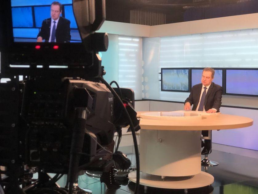 Dačić: Međustranački dijalog počinje u martu