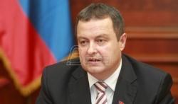 Dačić: Medjustranački dijalog uspešan samo uz realistične predloge