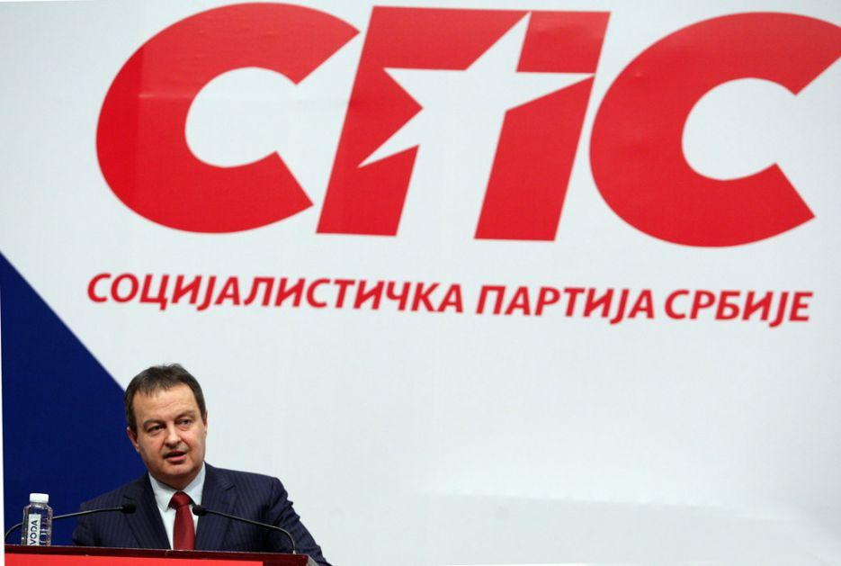 Dačić: Mi, socijalisti, smo najstariji srpski politički brend