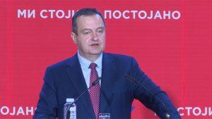 Dačić: Mladi mogu da doprinesu kvalitetnijem političkom životu onoliko koliko im dozvole stariji
