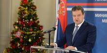 Dačić: Mudra politika Srbije, dobra poruka iz Evropske unije