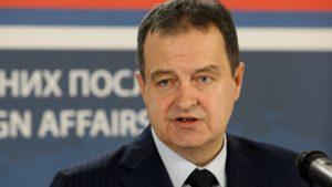 Dačić: Na parlamentarne izbore sa JS, na lokalu ponegde i sa SNS